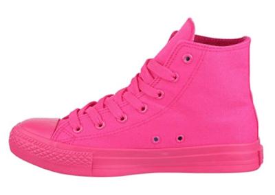 Screenshot_2018-07-04 Elara Unisex Sneaker Sportschuhe für Herren Damen High Top Turnschuh Textil Schuhe Amazon de Schuhe H[...]