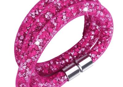Screenshot_2018-07-17 Morella Damen Strass Glitzer Wickelarmband oder Halskette mit Magnetverschluss pink weiß Amazon de Sc[...](1)