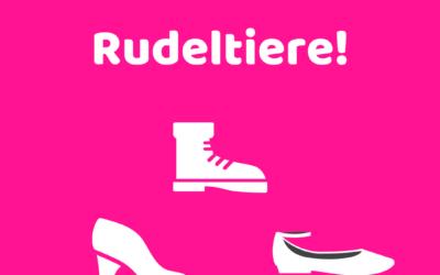 Schuhe sind halt Rudeltiere!