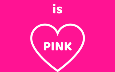 All you need is PINK